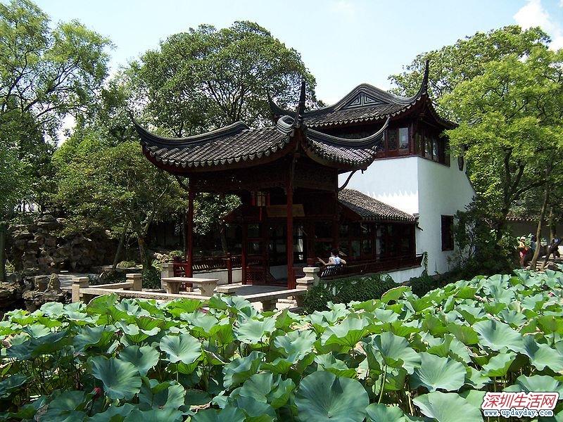 苏州园林的四大名园介绍 景点活动 深圳生活网