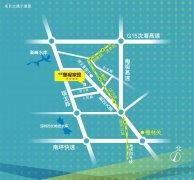 长城里程家园地址,地图