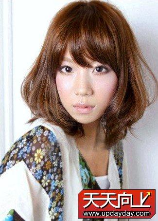 三十岁女人的发型图片图片